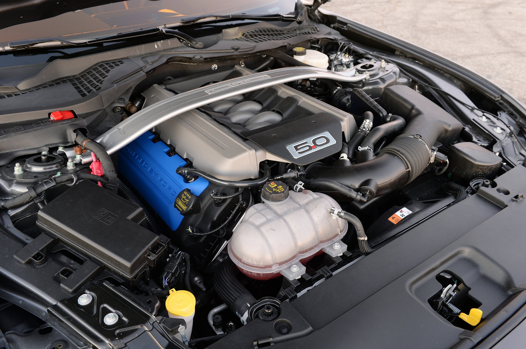 2015 Ford Mustang S550 F 35 Lightning Ii Engine