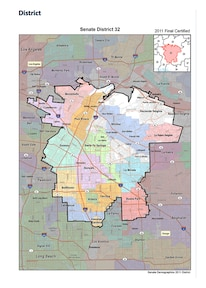 009 Mendoza 32 District