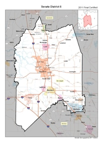 005 Galgiani 5 District