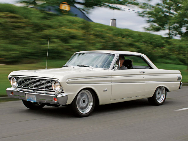1964 Ford Falcon Sideview