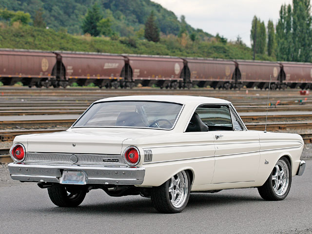 1964 Ford Falcon Backview