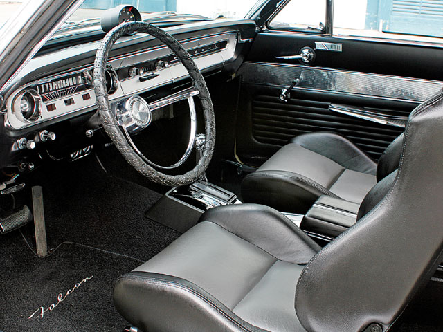 1964 Ford Falcon Steering Wheel
