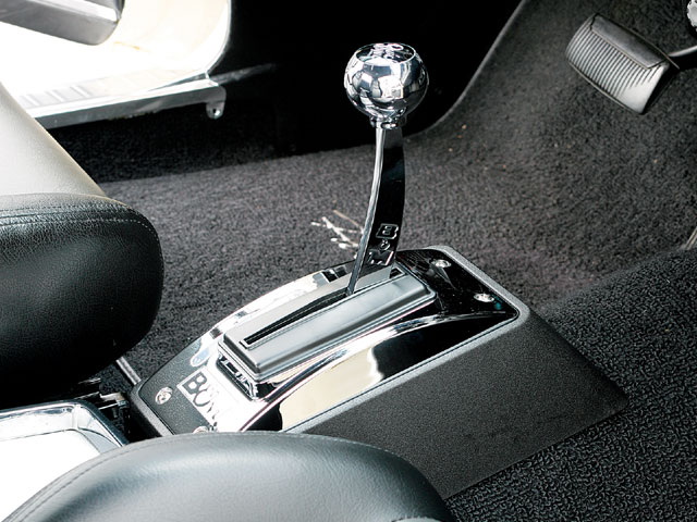 1964 Ford Falcon Shifter