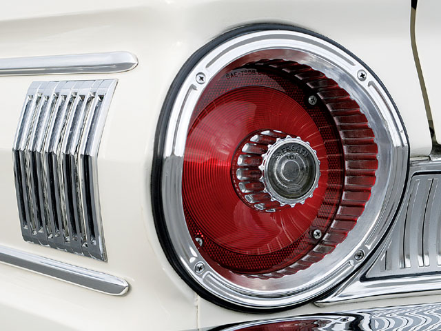 1964 Ford Falcon Backlights