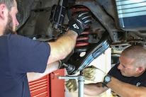 16 Baer Brakes 1989 Ford Mustang Install