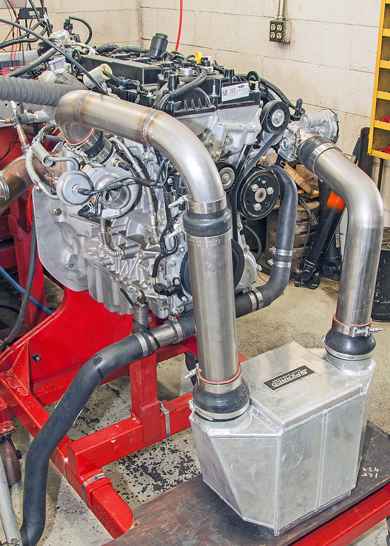 Duttweiler Ford Engine