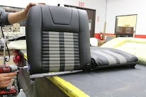 15 Folding Rear Seatbacks