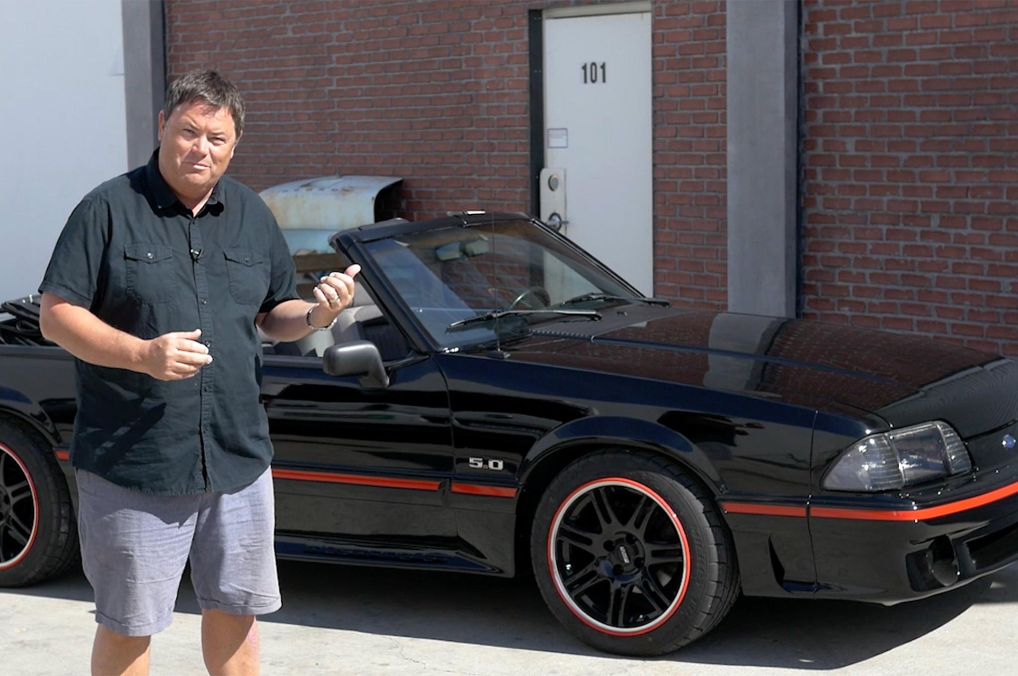 001 1988 Mustang 5 Wheeler Dealers Mike Brewer MMFF Episode