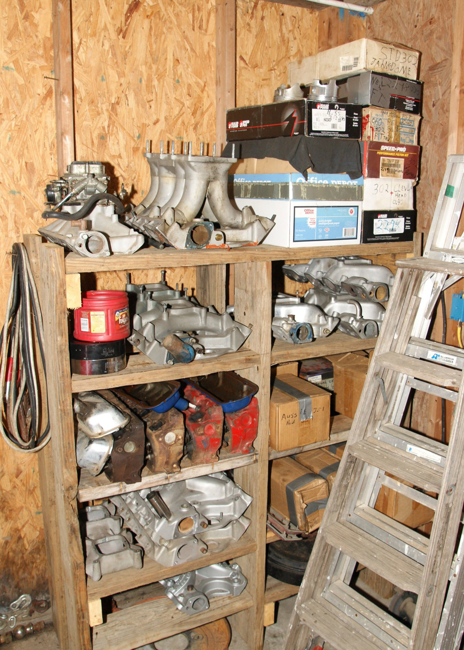 Rare Field Finds Fords Mustangs Trucks Parts 33