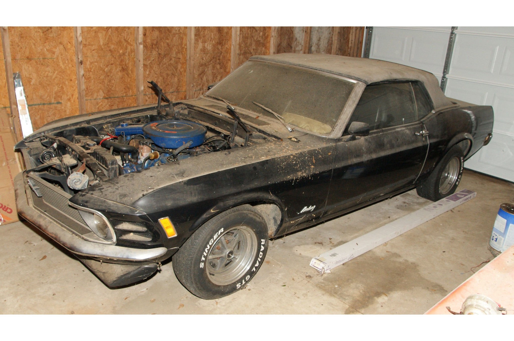 Rare Field Finds Fords Mustangs Trucks Parts 13