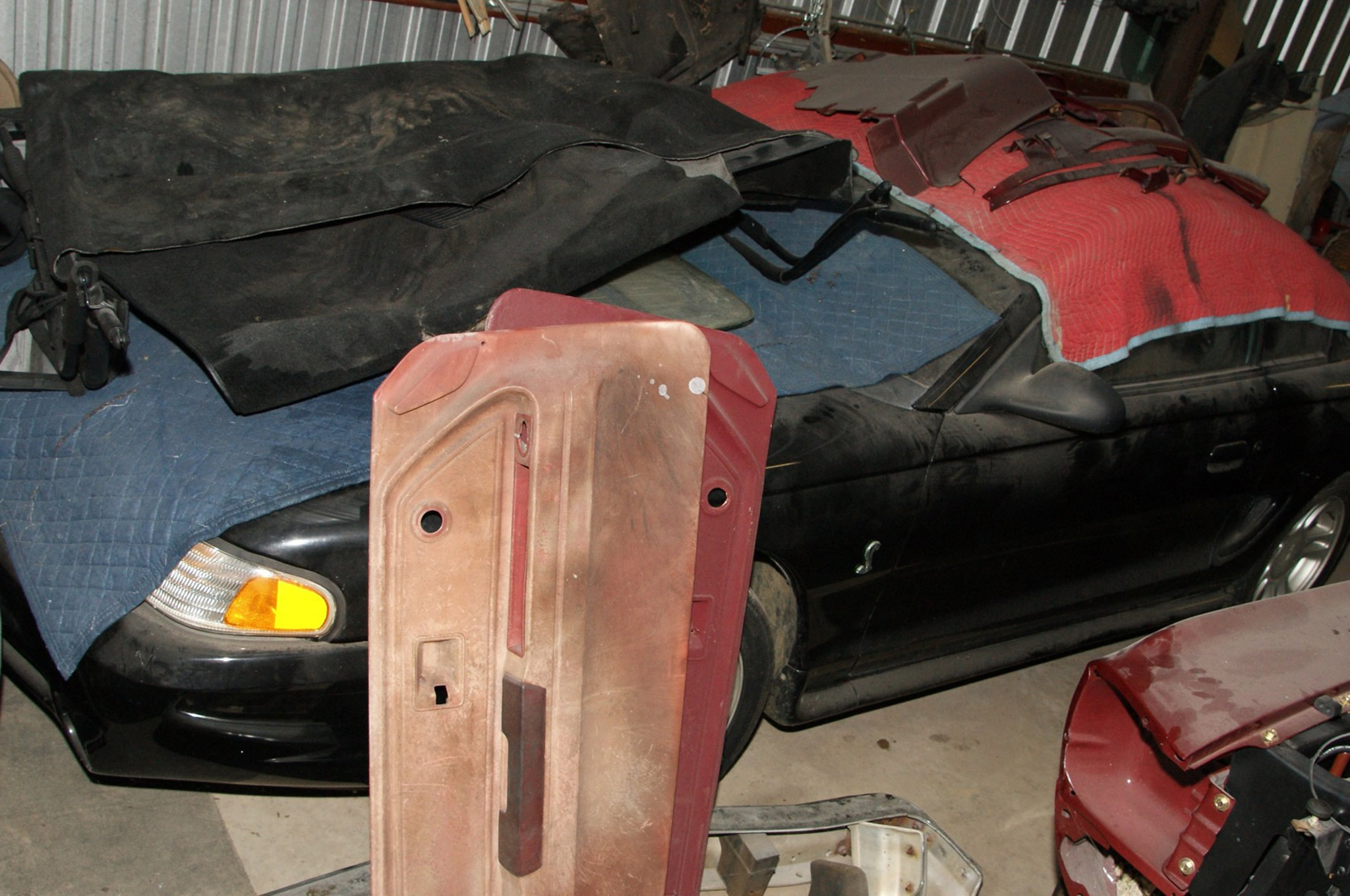 Rare Field Finds Fords Mustangs Trucks Parts 06