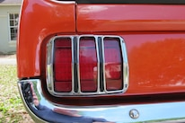 03 1965 Mustang Taillight