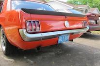 02 1965 Mustang Rear