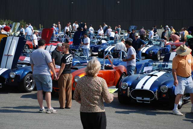 Factory Five 11Th Annual Open House