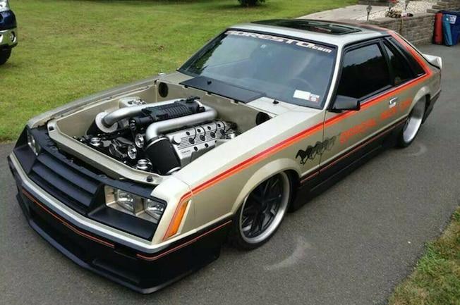 001 SB1239 1979 Mustang California Smog Legal