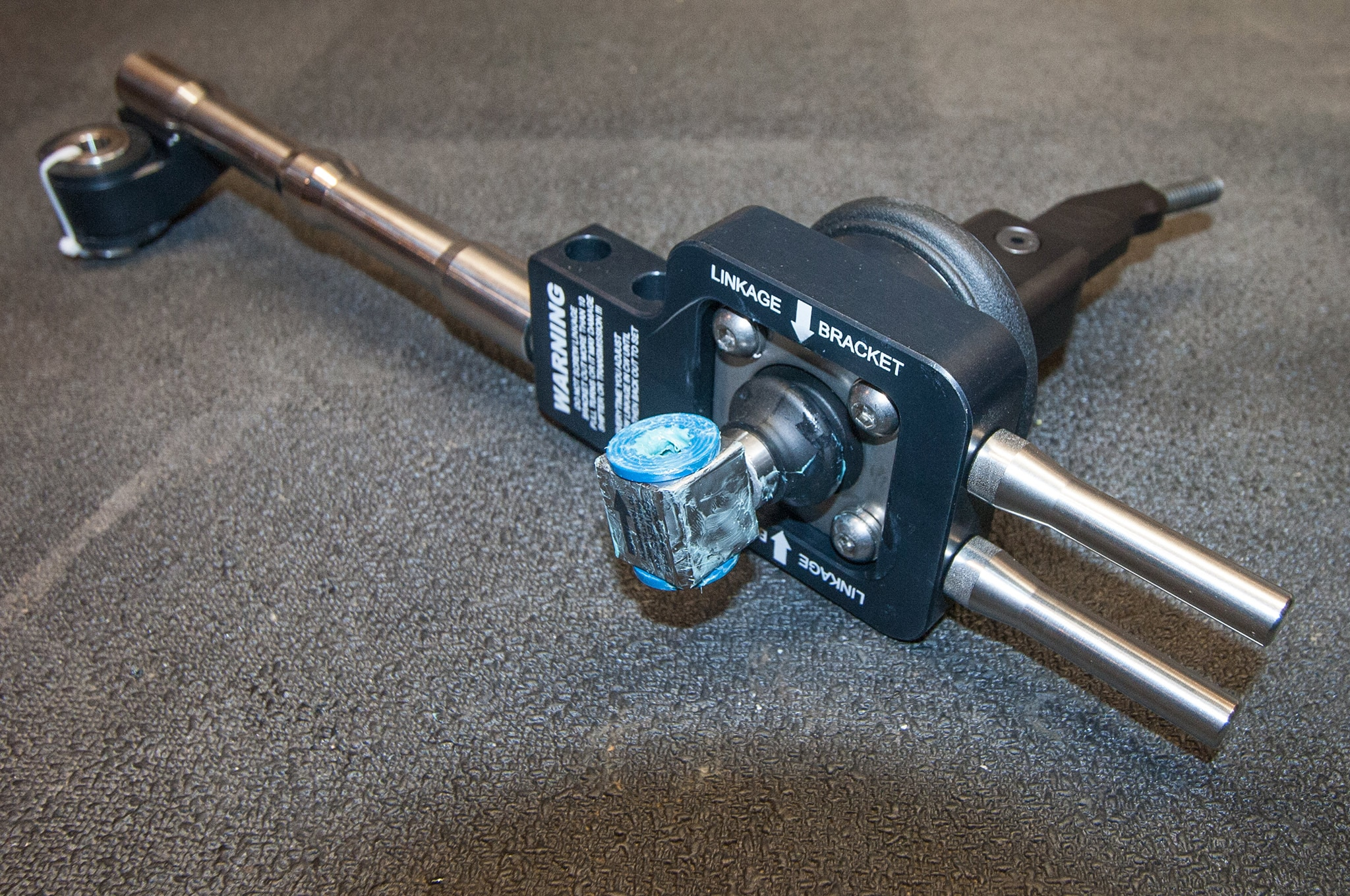 Adjustable Mgw Shifter Unit