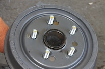 29 Five Lug Drum Brakes