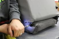18 Seatbacks Bottom Cushion