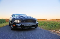 2013 Ford Mustang Front Three Quarter