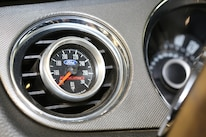 2013 Ford Mustang Interior Oil Temp Gauge
