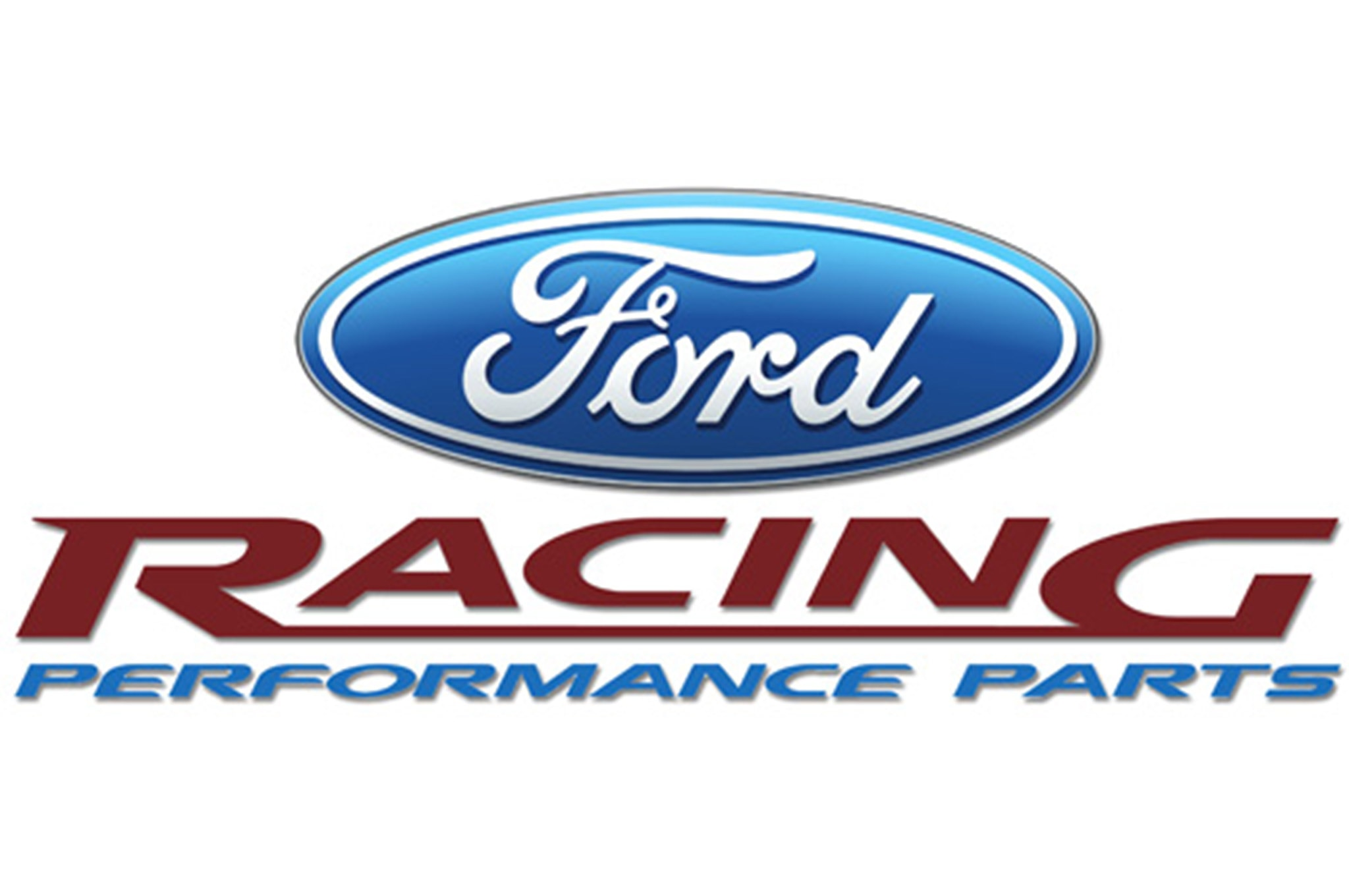Ford Racing Performance Parts Logo Photo 102600044 Win 2 000