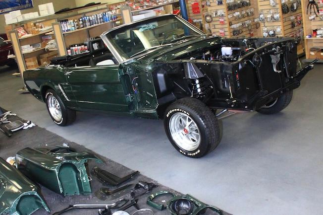 1 Mustang Restoration Tips