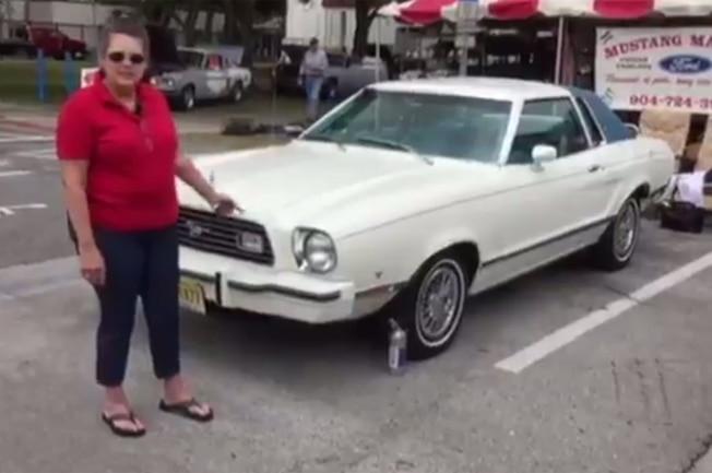 1977 Mustang Ii Lucas