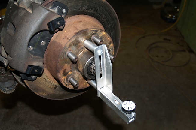 1 Caster Camber Tool