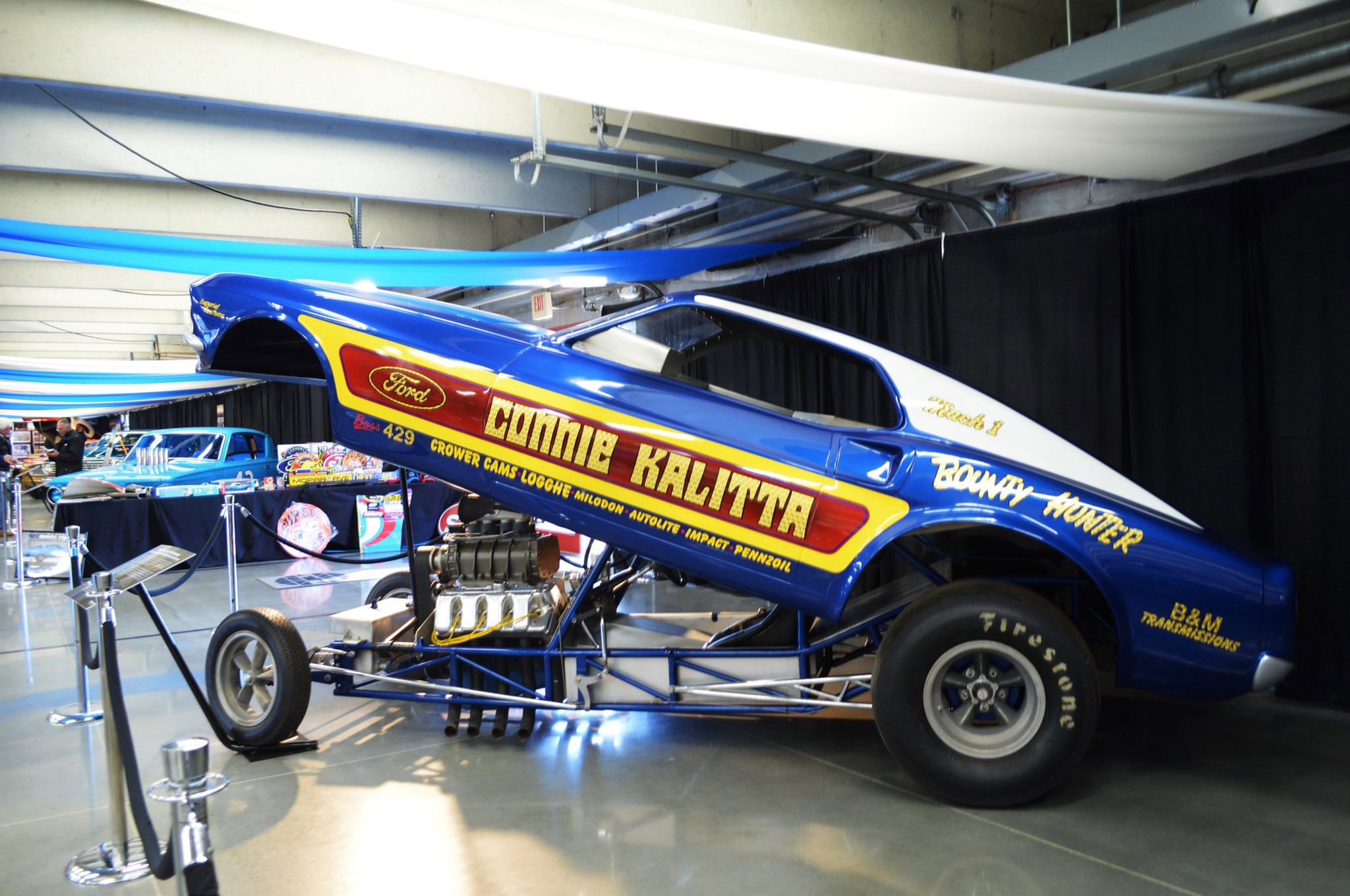 Charlotte Auto Fair Project Road Warrior 55