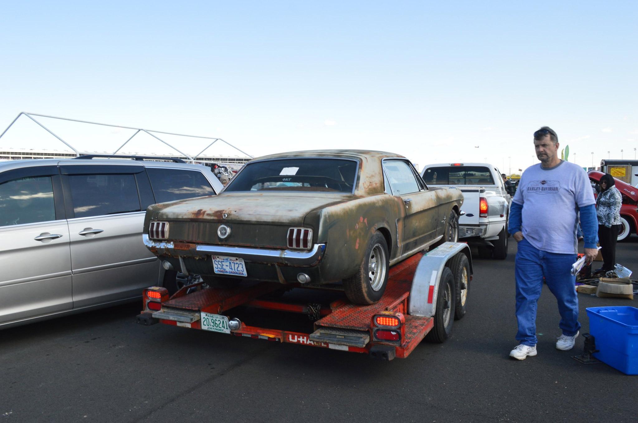 Charlotte Auto Fair Project Road Warrior 30