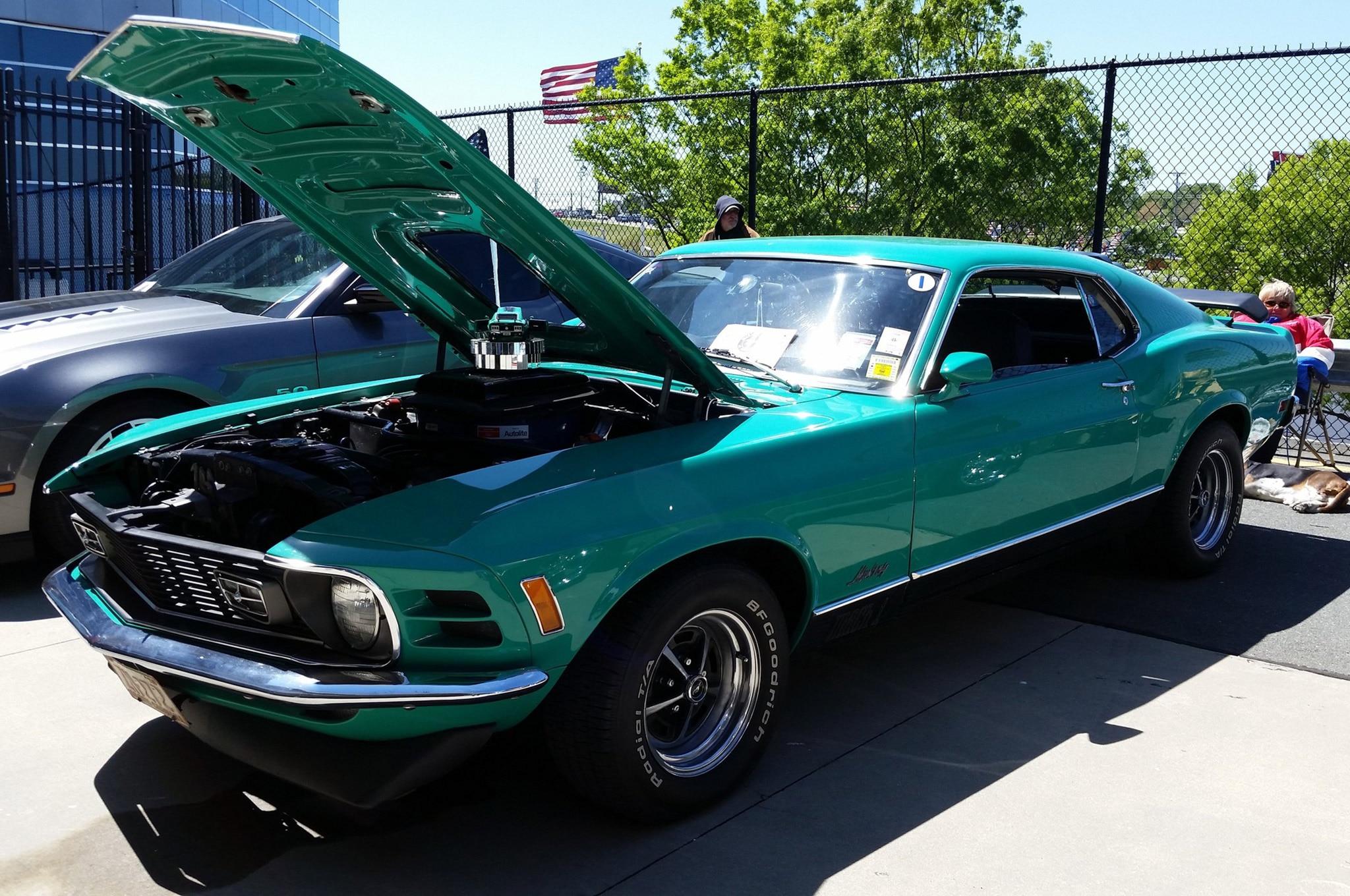 Charlotte Auto Fair Project Road Warrior 11