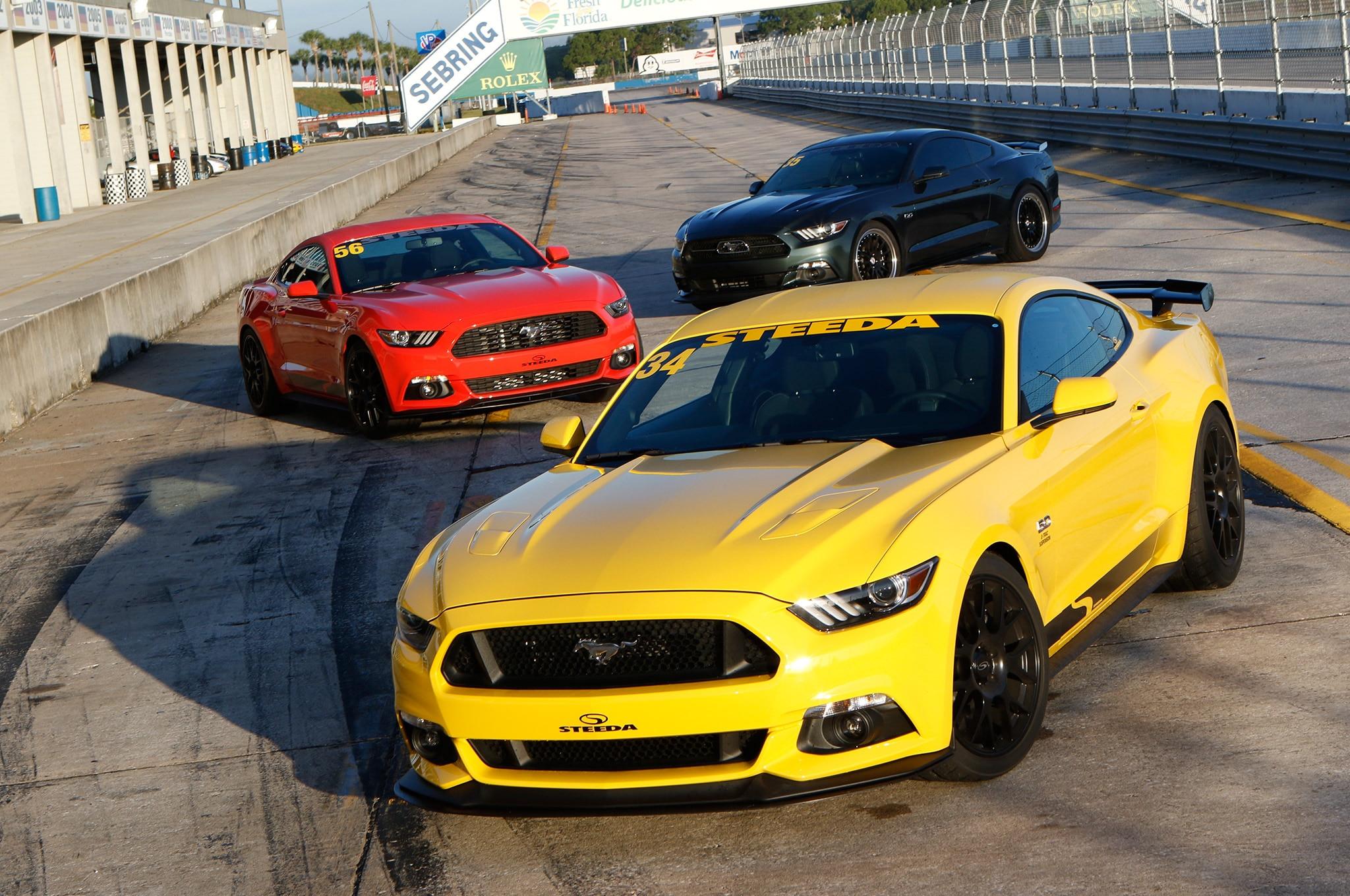 Steeda Global Vehicles Ford 01