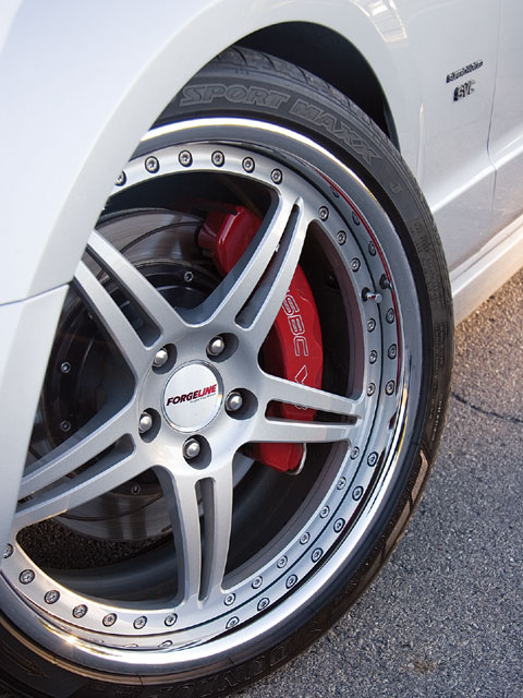 2005 Ford Mustang Svc Rims And Tires
