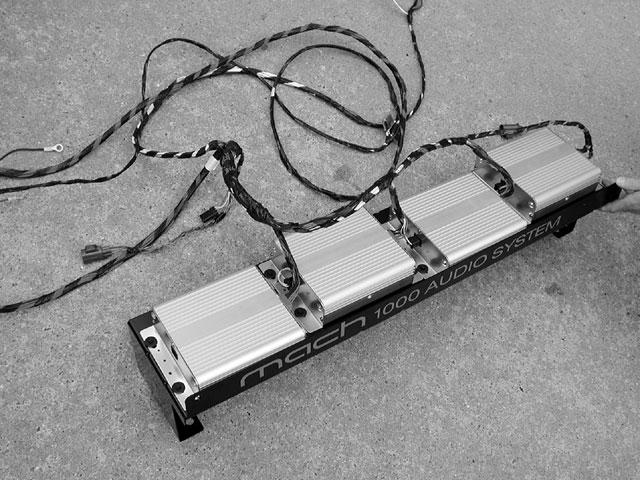 M5lp 0312 06 Z+ford Mustang+mach 1000 Audio System Install ... Mach Wiring Plug Diagram on mach 460 cd, mach 1000 speaker, mach 1000 system, mach 1000 connector, mach 1000 radio,
