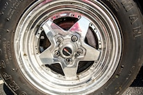 13 1969 Ford Mustang Wheel