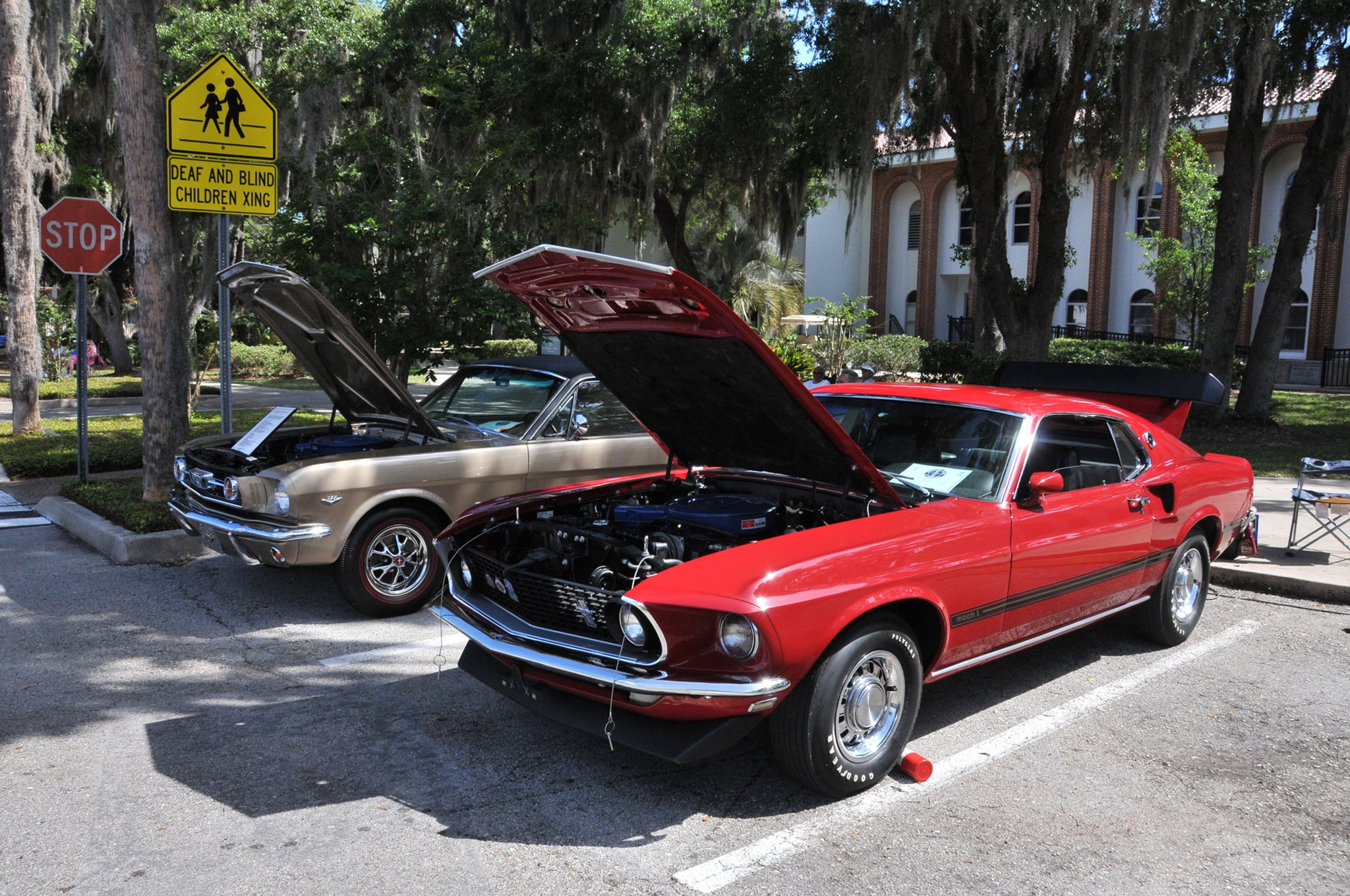 2016 Ancient City Mustang Show St Augustine 061