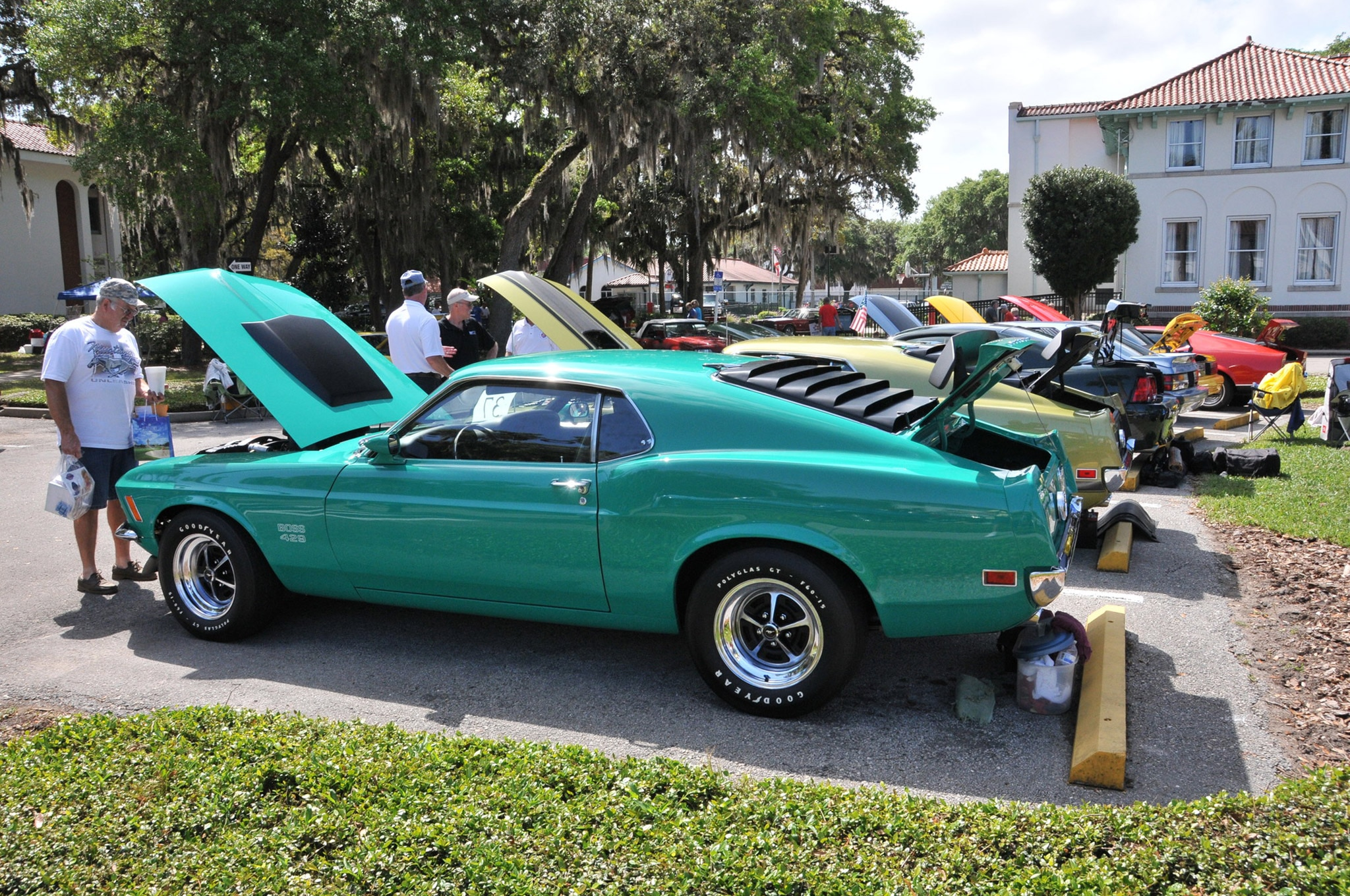2016 Ancient City Mustang Show St Augustine 058