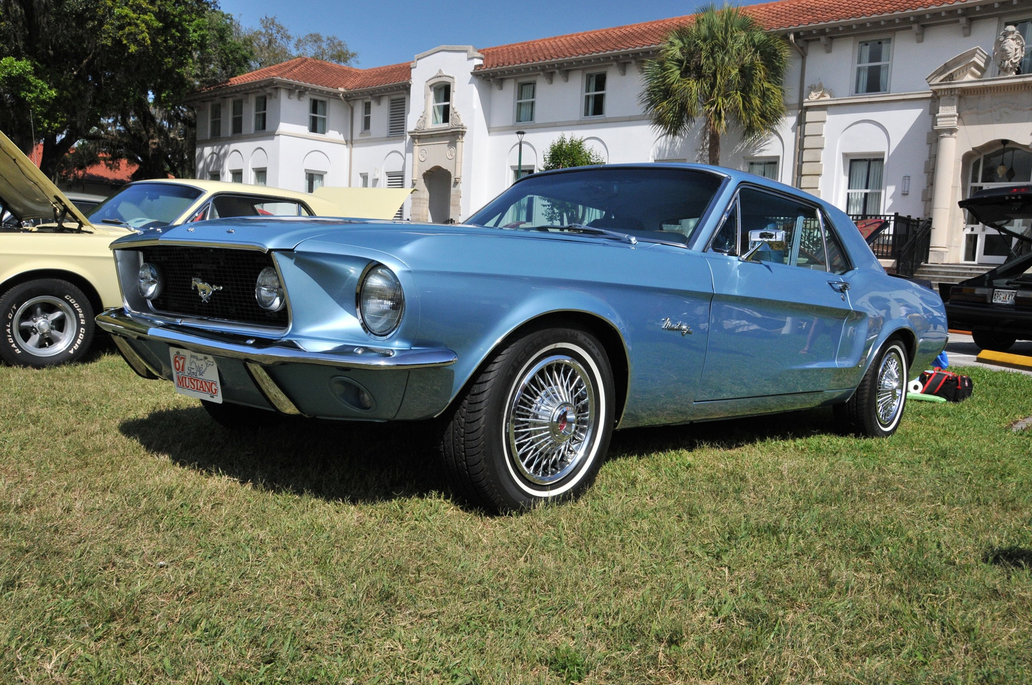 2016 Ancient City Mustang Show St Augustine 051
