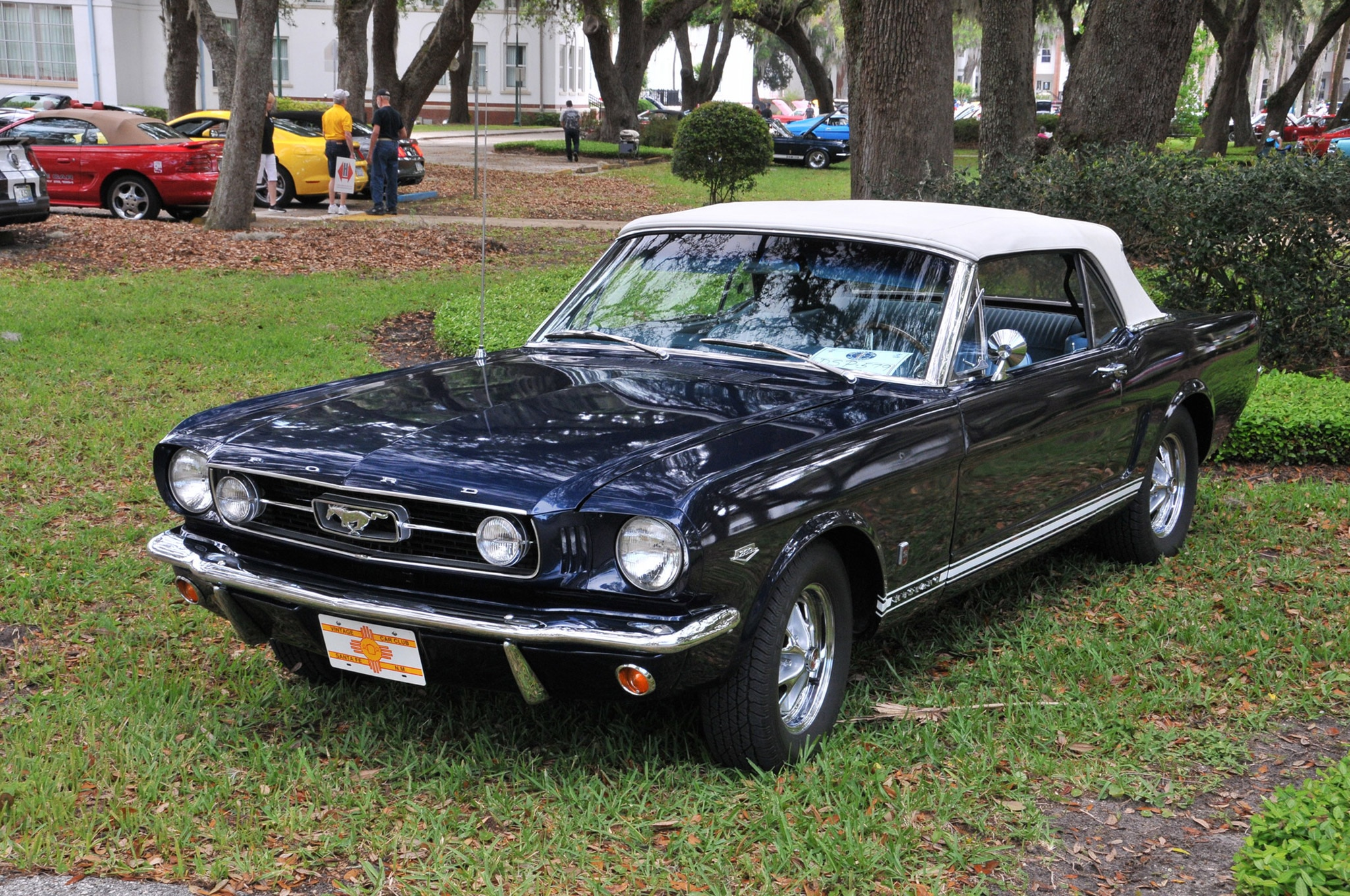 2016 Ancient City Mustang Show St Augustine 044