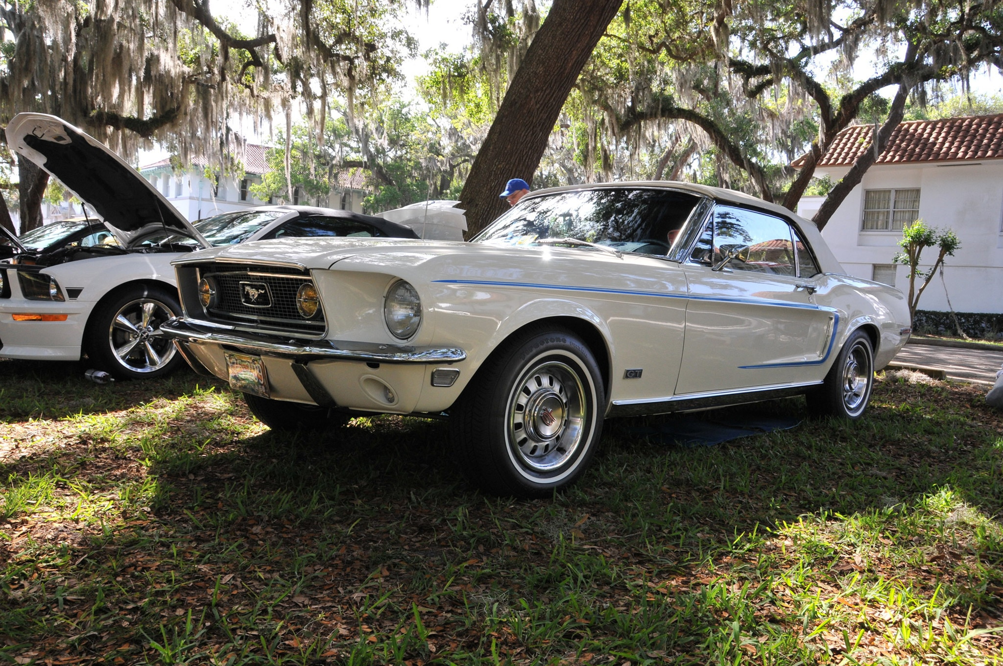 2016 Ancient City Mustang Show St Augustine 036