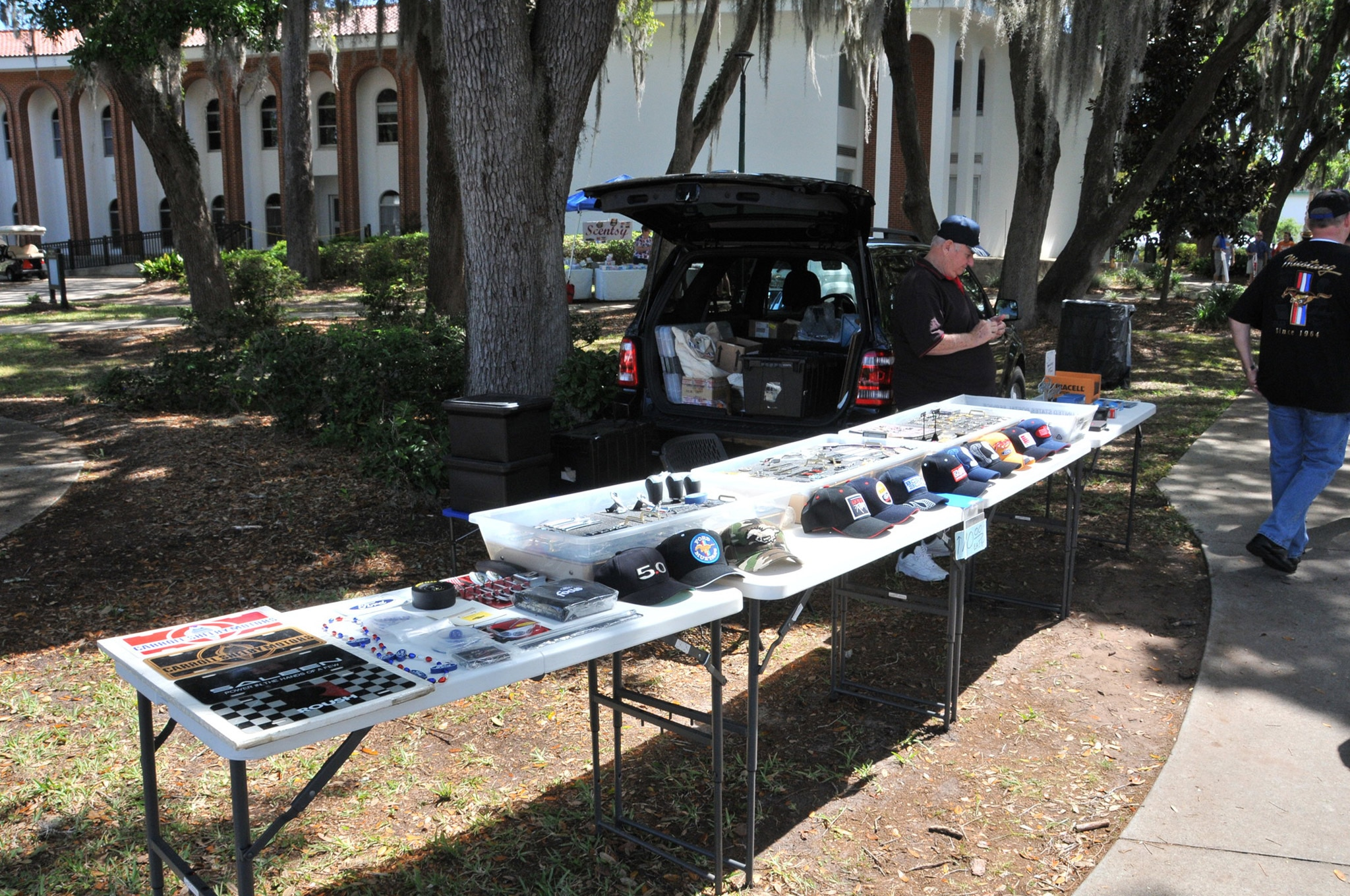 2016 Ancient City Mustang Show St Augustine 006