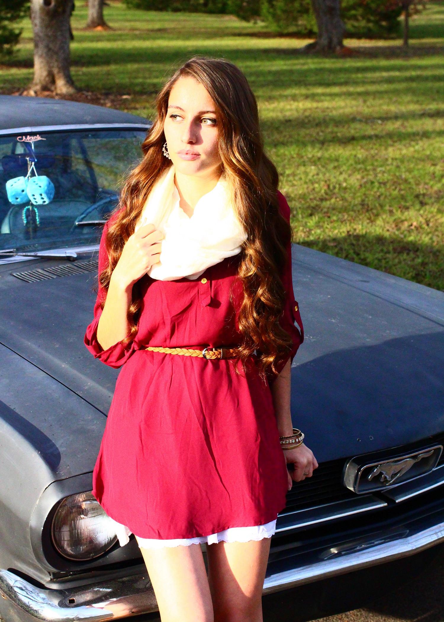 1966 Ford Mustang Melissa Wyatt Mustang Girl Monday 04
