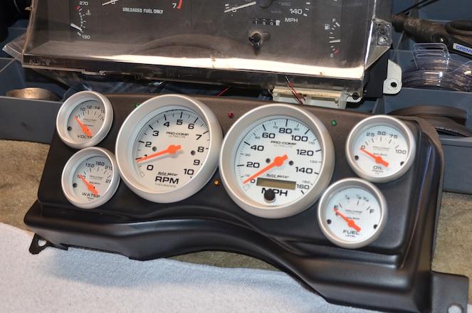 [SCHEMATICS_4LK]  Classic Dash's 1987-93 Fox Mustang Instrument Panel | Fox Mustang Dash Wiring Diagram 87 |  | Mustang 360