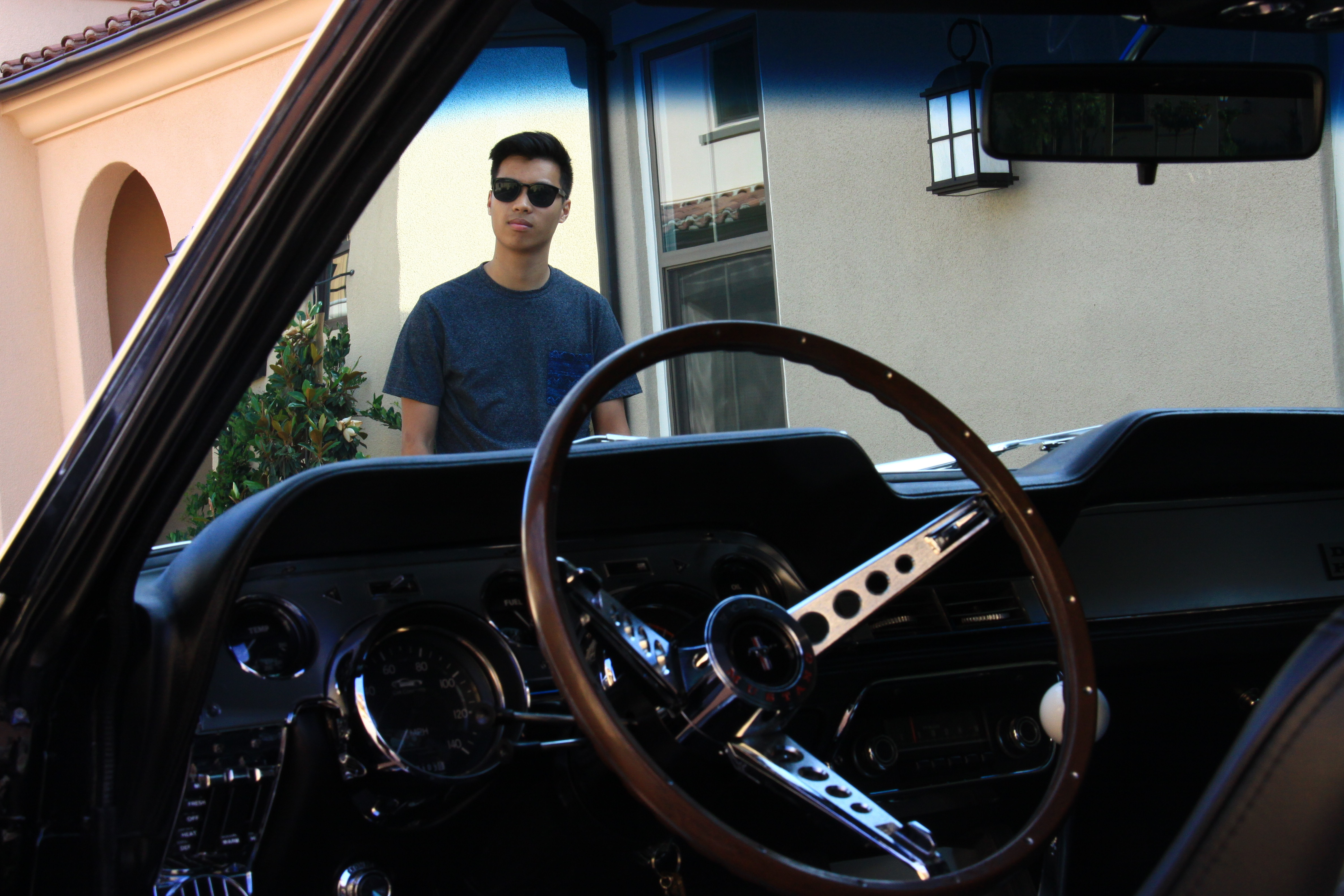 16 1967 Ford Mustang Fastback Alec Shea