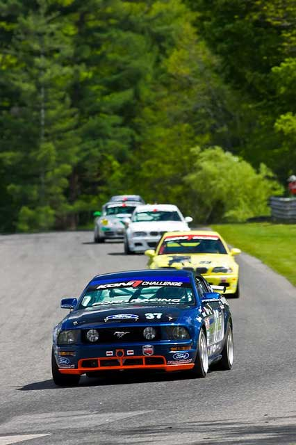 Grand Am Cup Koni Challenge Lime Rock 2008