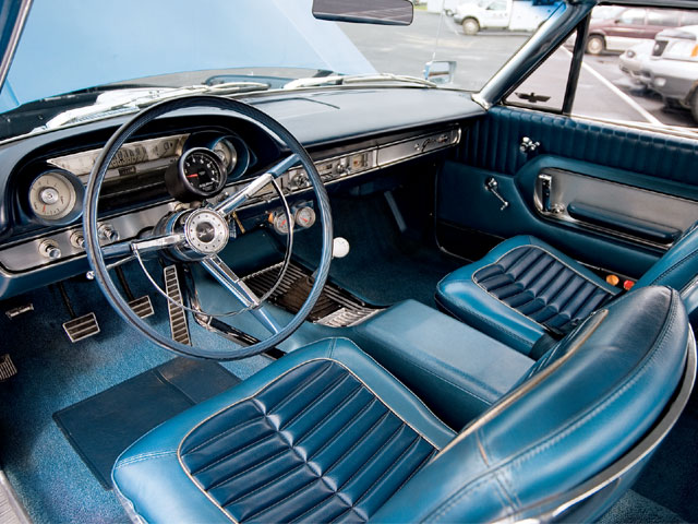 1964 Ford Galaxie 500 Xl Interior