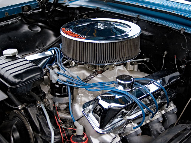 1964 Ford Galaxie 500 Xl Engine