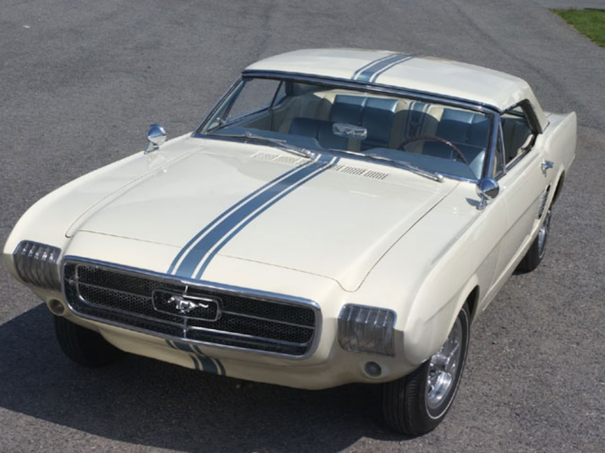 Show Me A 1963 Mustang