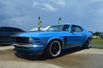 2016 Hot Rod Power Tour Day 1 Mustangs 045