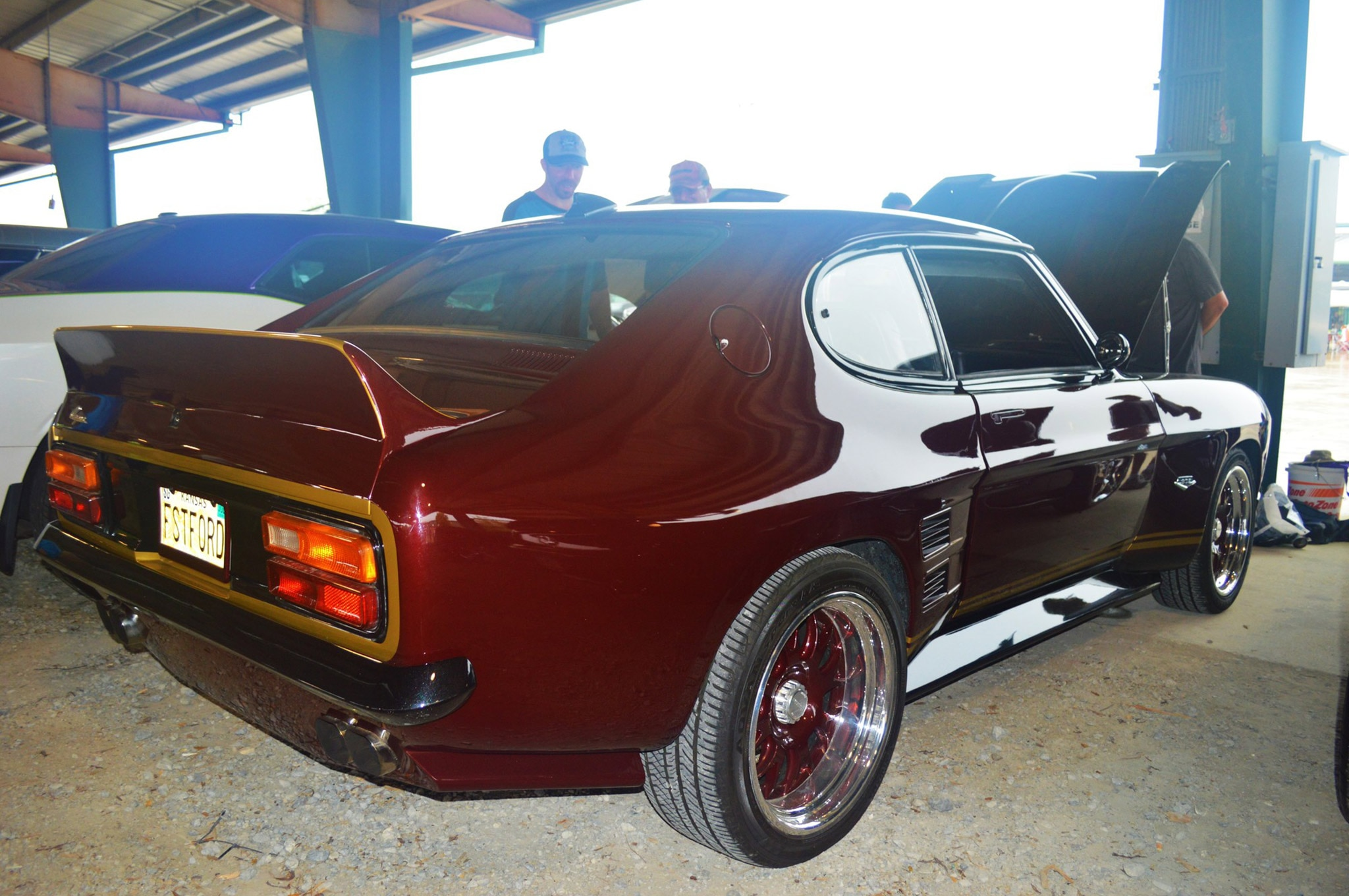 2016 Hot Rod Power Tour Day 1 Mustangs 018